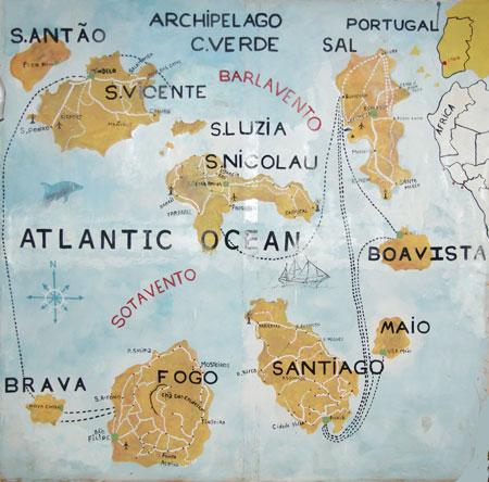 GCFMHB FF An Ancient Plain In Sal Cape Verde Islands - Cape verde coordinates