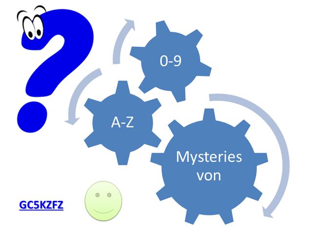 Mystery-Challenge 0-9 und A-Z (YASC) II am 01.03.2018