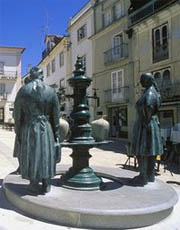 Town Hall Square - Abrantes