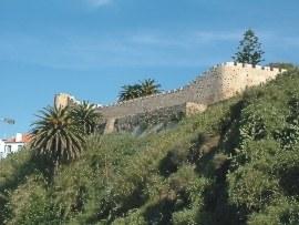 Castelo - vista da Praia Vasco da Gama
