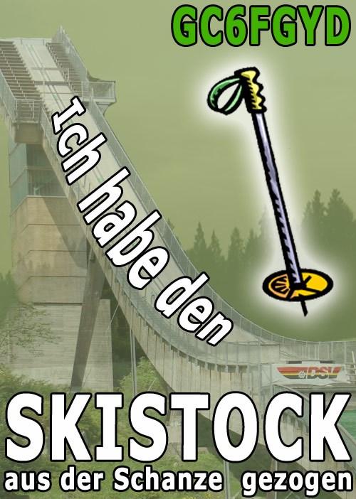 Skisprungschanze Niefern