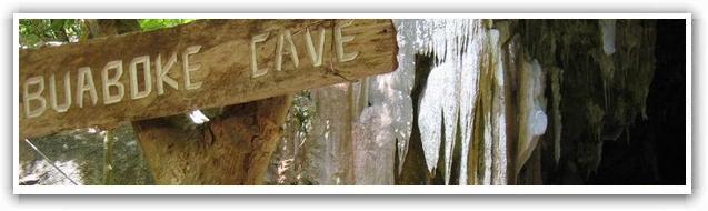 Bua Boke Limestone Cave