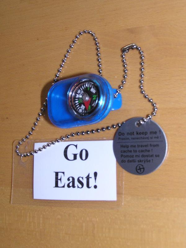 Go East!