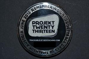 MEGA Event- Projekt Twenty Thirteen 2013