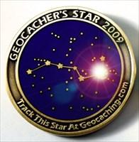 Geocachers Star 2009