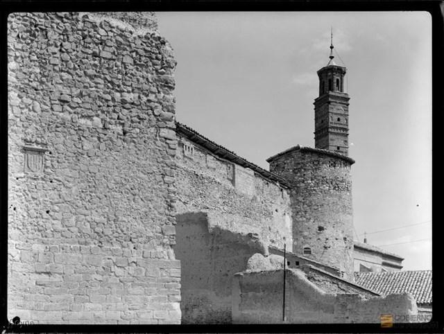 Foto antigua muralla