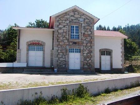 Estação de Ribeiradio