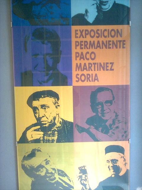 Cartel del Museo
