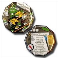 French Reviewer 2017 Geocoin - Frenchland