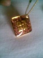 Bamibam's braune Pure.Color Coin