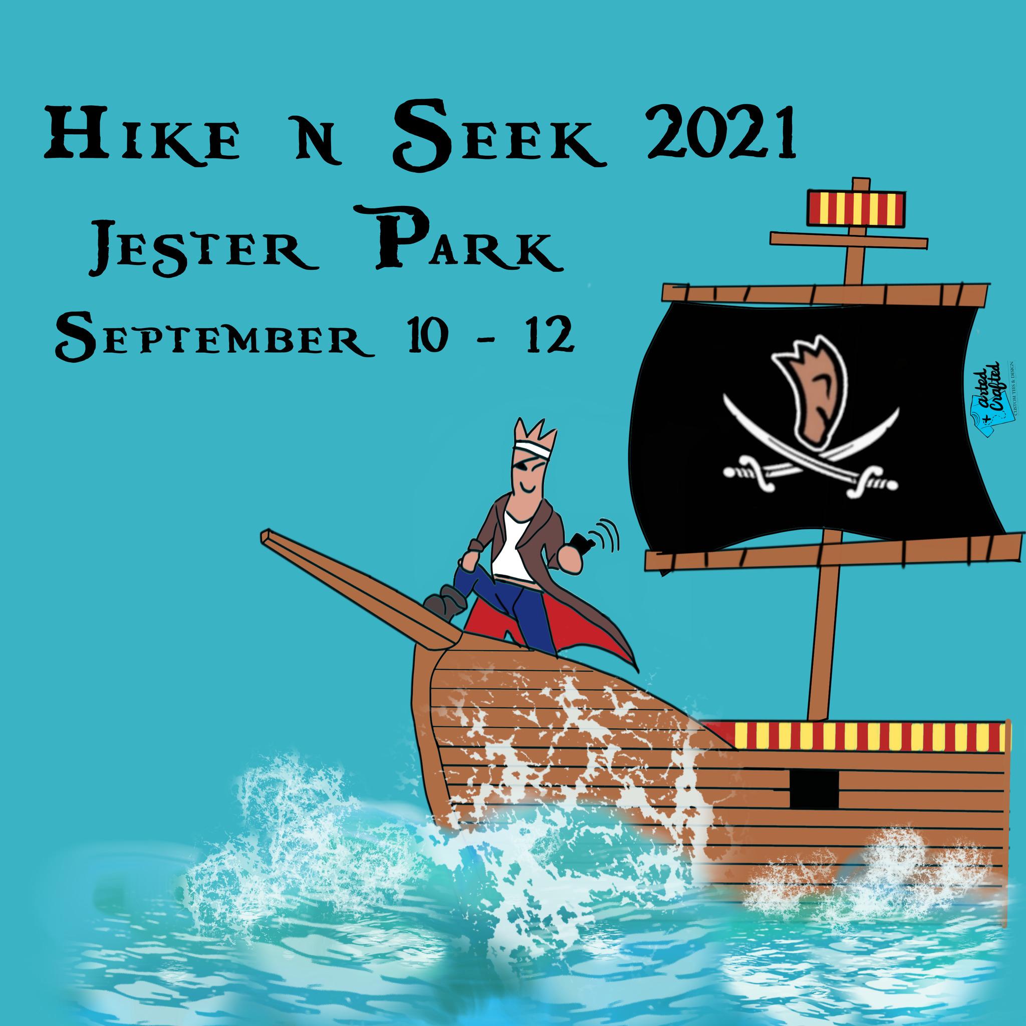 Hike-n-Seek cover art