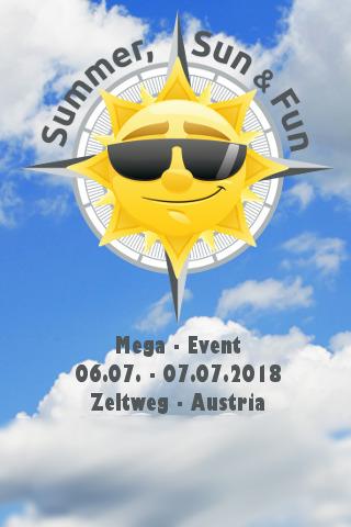Summer, Sun & Fun 2018