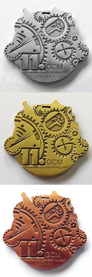 GCM2014 Coin (Back)