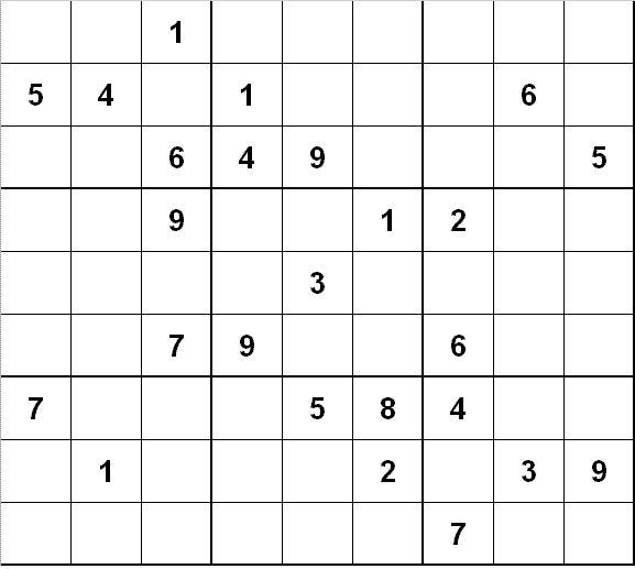 GC2DV2E Advanced Sudoku Strategies: Impossible Rectangles
