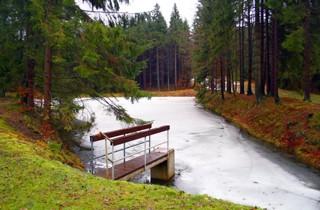 Zimní nádrž