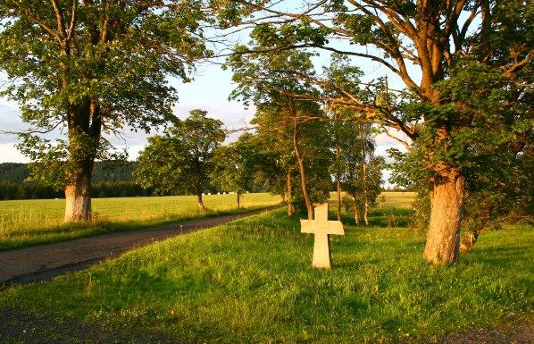 Kříž na rozcestí