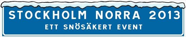 Stockholm Norra 2013