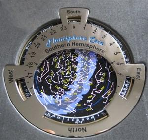 GPS-Ersatz 4 - Sternenhimmel Sued