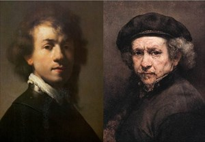rembrandtselfportraits