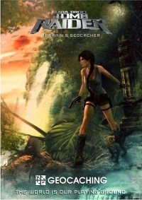 Lara Croft - Terrain 5 Geocacher