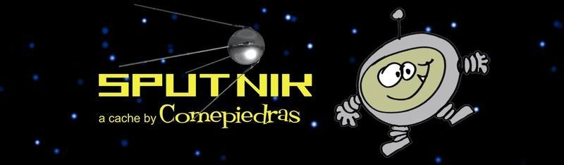 Sputnik a cache by Comepiedras