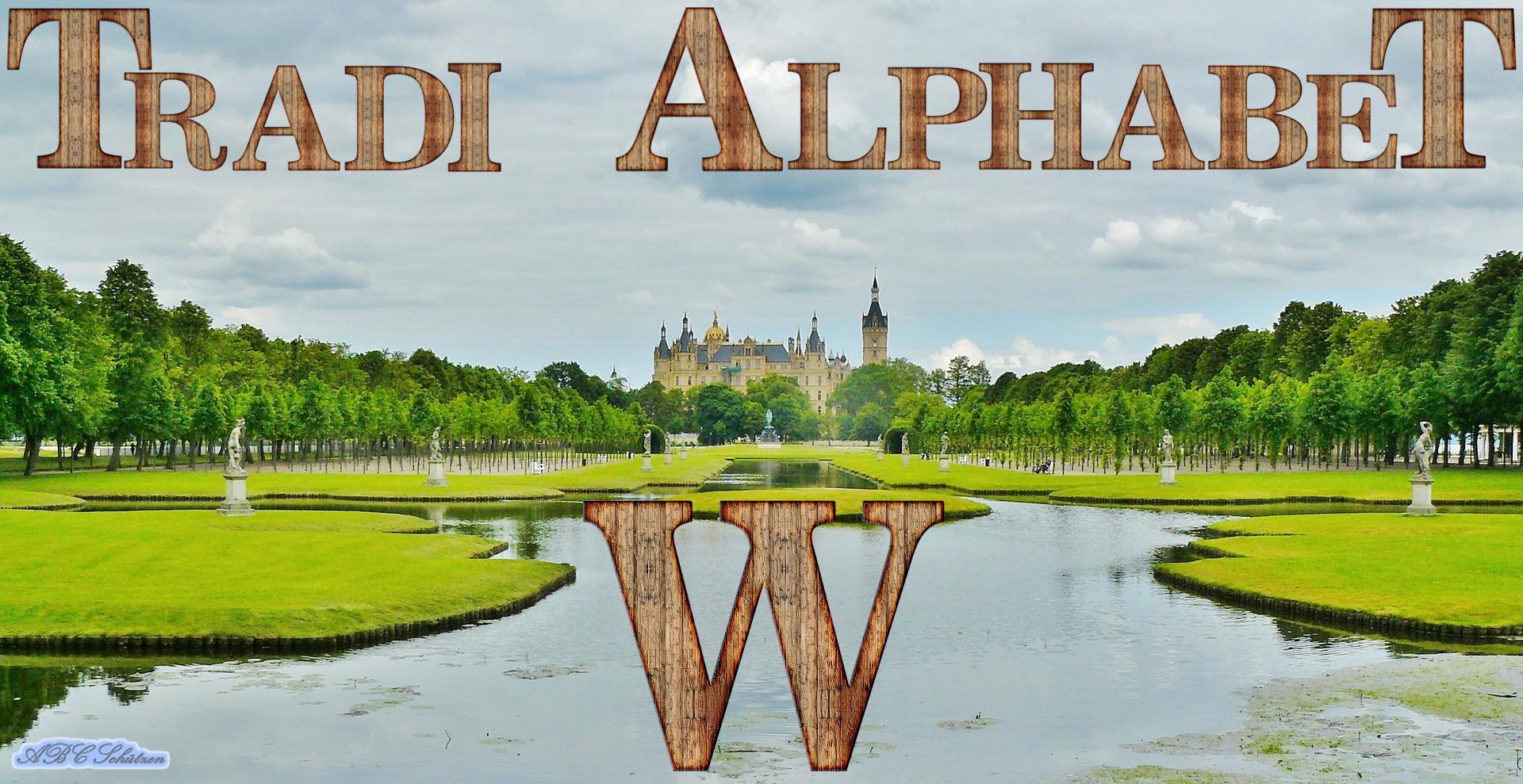 Tradi-alphabet