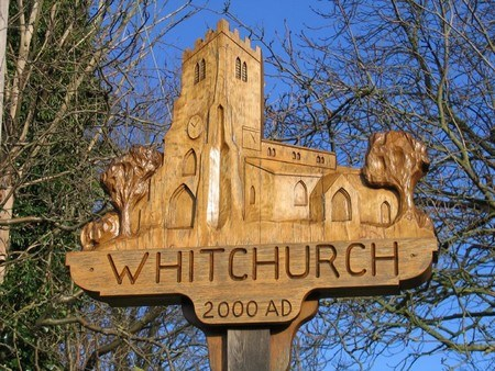 Whitchurch Village Sign