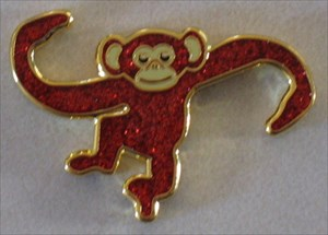 Monkey Business Red