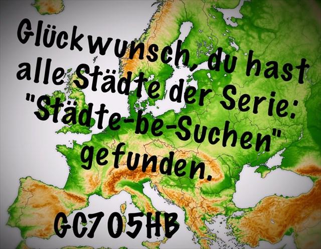 Stadt-be-Suchen einmal anders (Bonus) - Waldkirchen