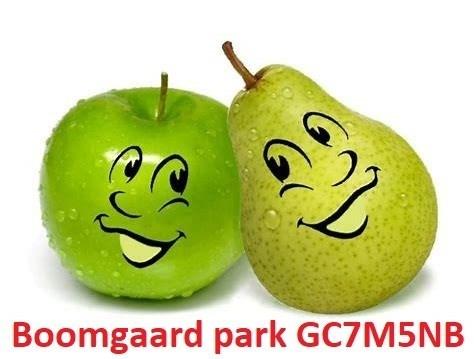 Boomgaard Park