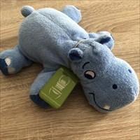 Kleines, blaues Nilpferd