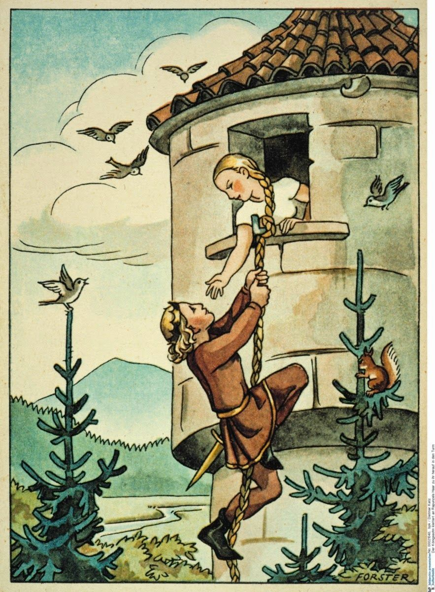 religious symbolism in grimms rapunzel essay Grimm rapunzel essays -- religious symbolism in religious symbolism in grimm's rapunzel a fairy tale is seemingly a moral fiction, intended mainly for children.
