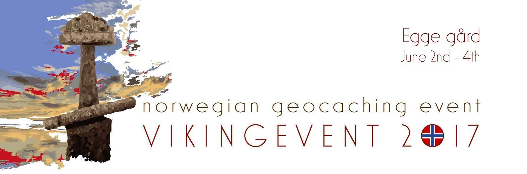 Vikingevent2017 logo
