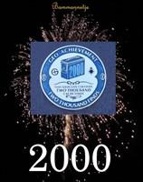 De 2000 mijlpaal