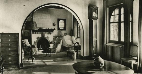 Gc474fv villa basquaise sur la corniche de nauzan for Interieur 1920