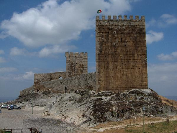 Linhares - The Castle