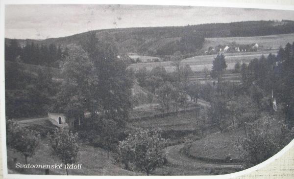 Svatoanenské údolí