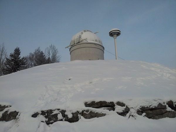 Huuhanmäen Tähtitorni