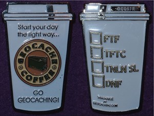 Geocache Coffee