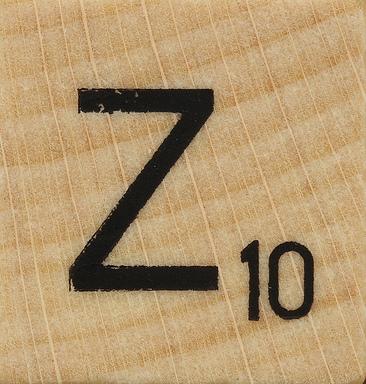 Z is for Zimmerman