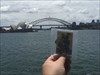 Sydney Harbor in late December