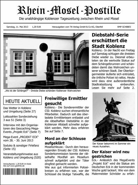 Skandal in Koblenz