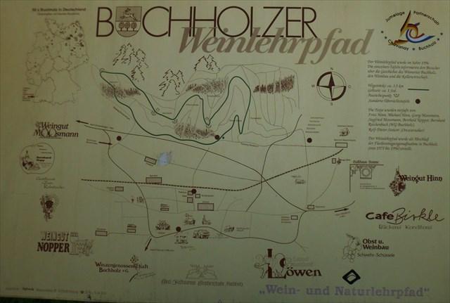 Buchholzer Weinlehrpfad