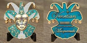 Venetian Mask (Summer Soliste)