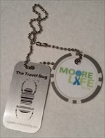 Moore Life to Live Travel Bug