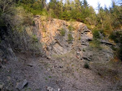 Faltensattel