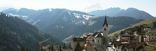 La Val 1353 m