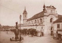 Minoritsky kostel