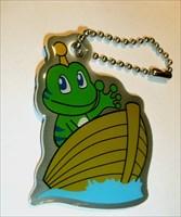 Captain frog