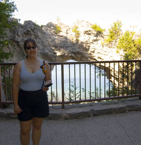 Me At Arch Rock